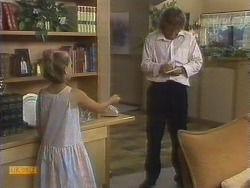 Katie Landers, Henry Ramsay in Neighbours Episode 0676