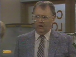 Harold Bishop in Neighbours Episode 0676