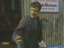 Tony Romeo in Neighbours Episode 0676