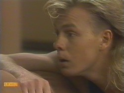 Scott Robinson in Neighbours Episode 0676