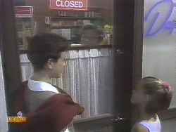 Lucy Robinson, Eileen Clarke, Katie Landers in Neighbours Episode 0677