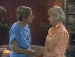 Eileen Clarke, Helen Daniels in Neighbours Episode 0677