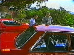 Paul Robinson, Jim Robinson in Neighbours Episode 0823