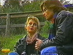 Bronwyn Davies, Mike Young in Neighbours Episode 0823