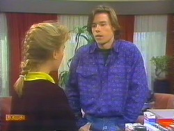 Bronwyn Davies, Mike Young in Neighbours Episode 0824