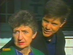 Nell Mangel, Joe Mangel in Neighbours Episode 0824