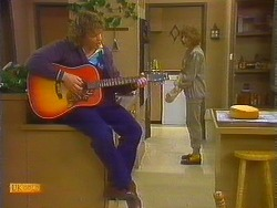 Henry Ramsay, Madge Bishop in Neighbours Episode 0825