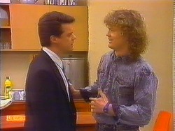 Paul Robinson, Henry Ramsay in Neighbours Episode 0825