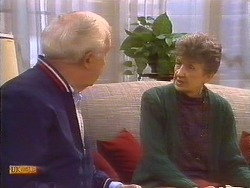 John Worthington, Nell Mangel in Neighbours Episode 0826