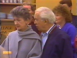 Nell Mangel, John Worthington in Neighbours Episode 0826