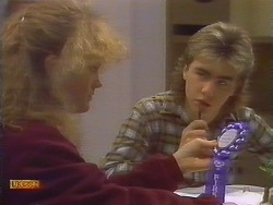 Sharon Davies, Nick Page in Neighbours Episode 0826