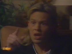 Scott Robinson  in Neighbours Episode 0828