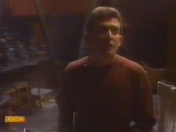 Des Clarke in Neighbours Episode 0829