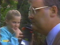 Katie Landers, Harold Bishop in Neighbours Episode 0829