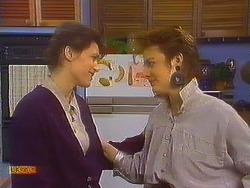 Beverly Robinson, Gail Robinson in Neighbours Episode 0830