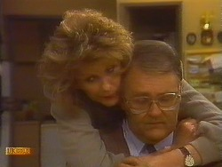 Madge Bishop, Harold Bishop in Neighbours Episode 0830