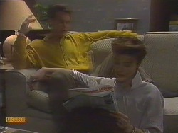 Paul Robinson, Gail Robinson in Neighbours Episode 0831