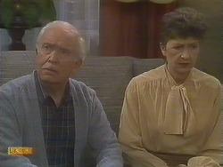 John Worthington, Nell Mangel in Neighbours Episode 0831