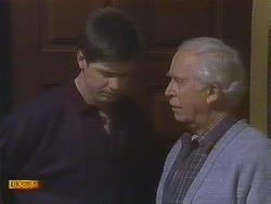 Joe Mangel, John Worthington in Neighbours Episode 0831