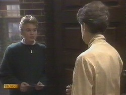Bronwyn Davies, Nell Mangel in Neighbours Episode 0832
