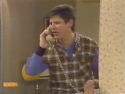 Joe Mangel in Neighbours Episode 0833