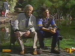 John Worthington, Joe Mangel in Neighbours Episode 0833