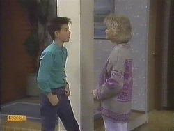 Todd Landers, Helen Daniels in Neighbours Episode 0834