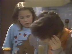 Katie Landers, Beverly Robinson in Neighbours Episode 0834