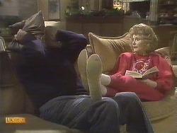 Harold Bishop, Madge Bishop in Neighbours Episode 0834