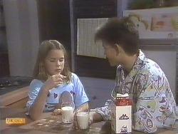 Katie Landers, Todd Landers in Neighbours Episode 0834