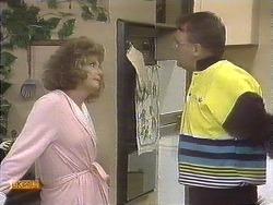 Madge Bishop, Harold Bishop in Neighbours Episode 0834