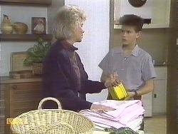 Helen Daniels, Todd Landers in Neighbours Episode 0834
