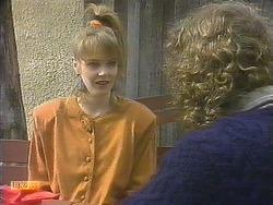 Melanie Pearson, Henry Ramsay in Neighbours Episode 0834