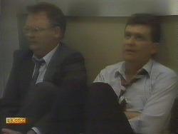 Harold Bishop, Des Clarke in Neighbours Episode 0835