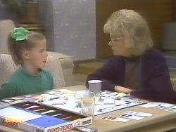Katie Landers, Helen Daniels in Neighbours Episode 0835