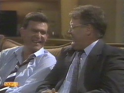 Des Clarke, Harold Bishop in Neighbours Episode 0835