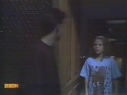 Todd Landers, Katie Landers in Neighbours Episode 0835