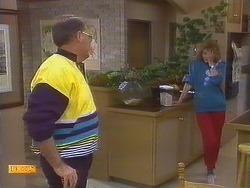 Harold Bishop, Madge Bishop in Neighbours Episode 0836