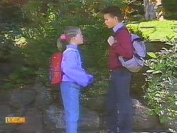 Katie Landers, Todd Landers in Neighbours Episode 0836