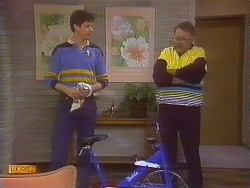 Joe Mangel, Harold Bishop in Neighbours Episode 0836