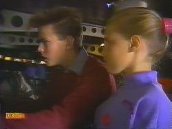 Todd Landers, Katie Landers in Neighbours Episode 0836