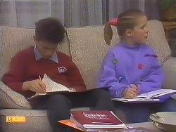 Todd Landers, Katie Landers in Neighbours Episode 0837