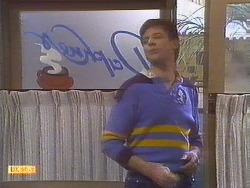 Joe Mangel in Neighbours Episode 0837