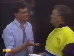 Des Clarke, Harold Bishop in Neighbours Episode 0837