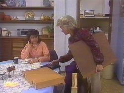 Beverly Marshall, Helen Daniels in Neighbours Episode 0837