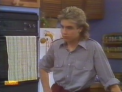 Nick Page in Neighbours Episode 0837