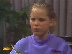 Katie Landers in Neighbours Episode 0837