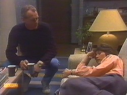 Jim Robinson, Beverly Marshall in Neighbours Episode 0837