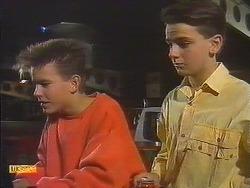 Todd Landers, Boy in Neighbours Episode 0837