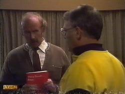 Reverend Sampson, Harold Bishop in Neighbours Episode 0838